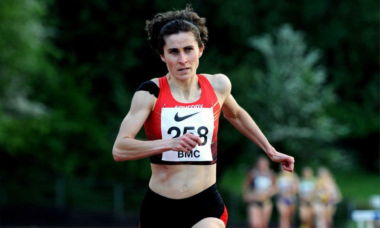 Charlene Thomas targets Rio time in Watford