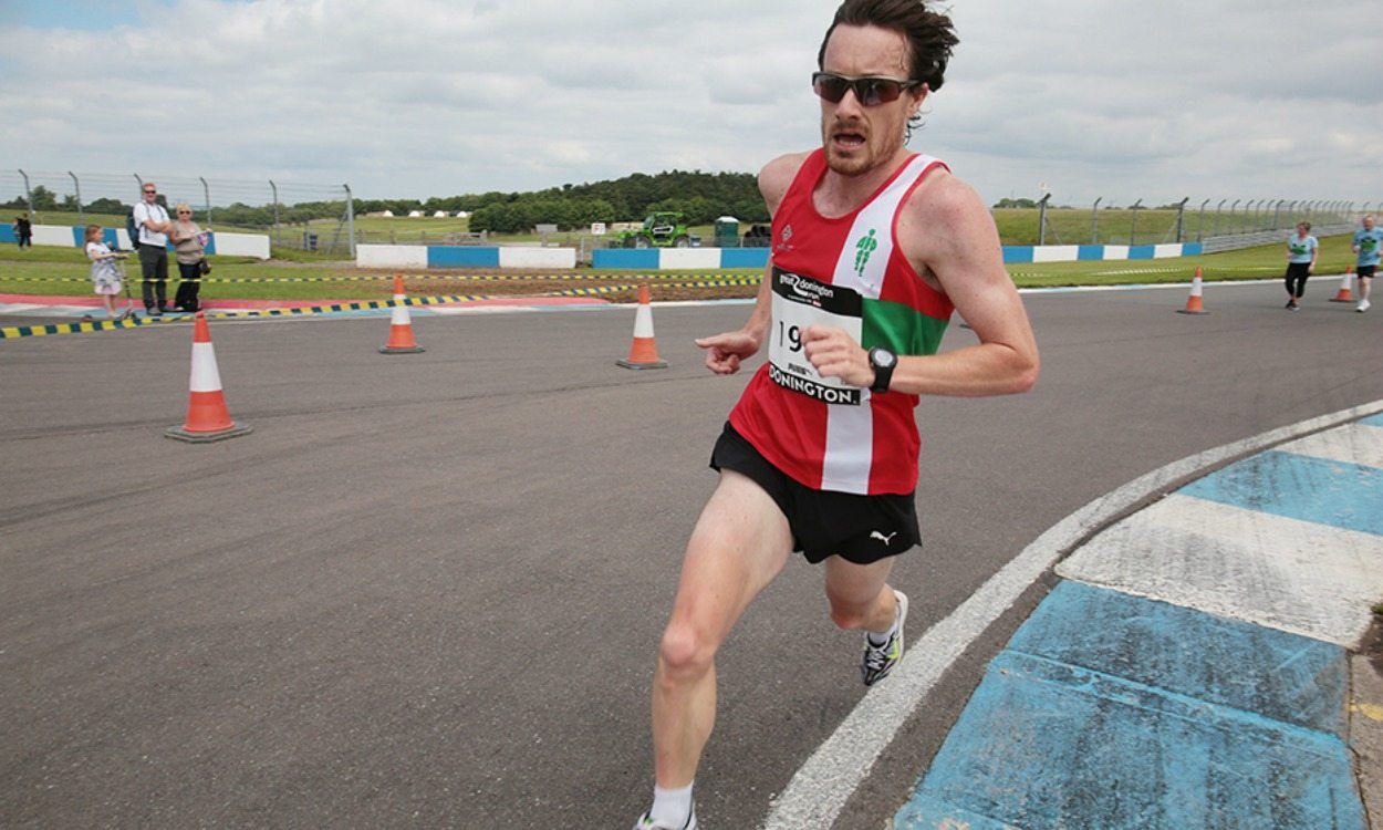 Chris Thompson and Sonia Samuels among first Great Donington Run winners