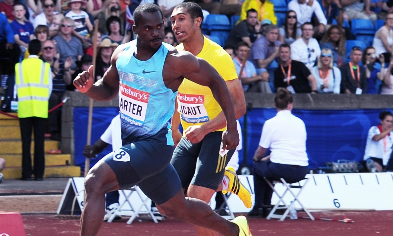 Nesta Carter reportedly tests positive following Beijing 2008 sample reanalysis