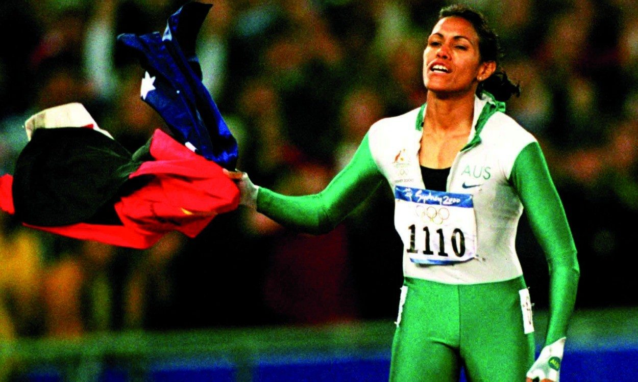 Olympic history: Women's 400m