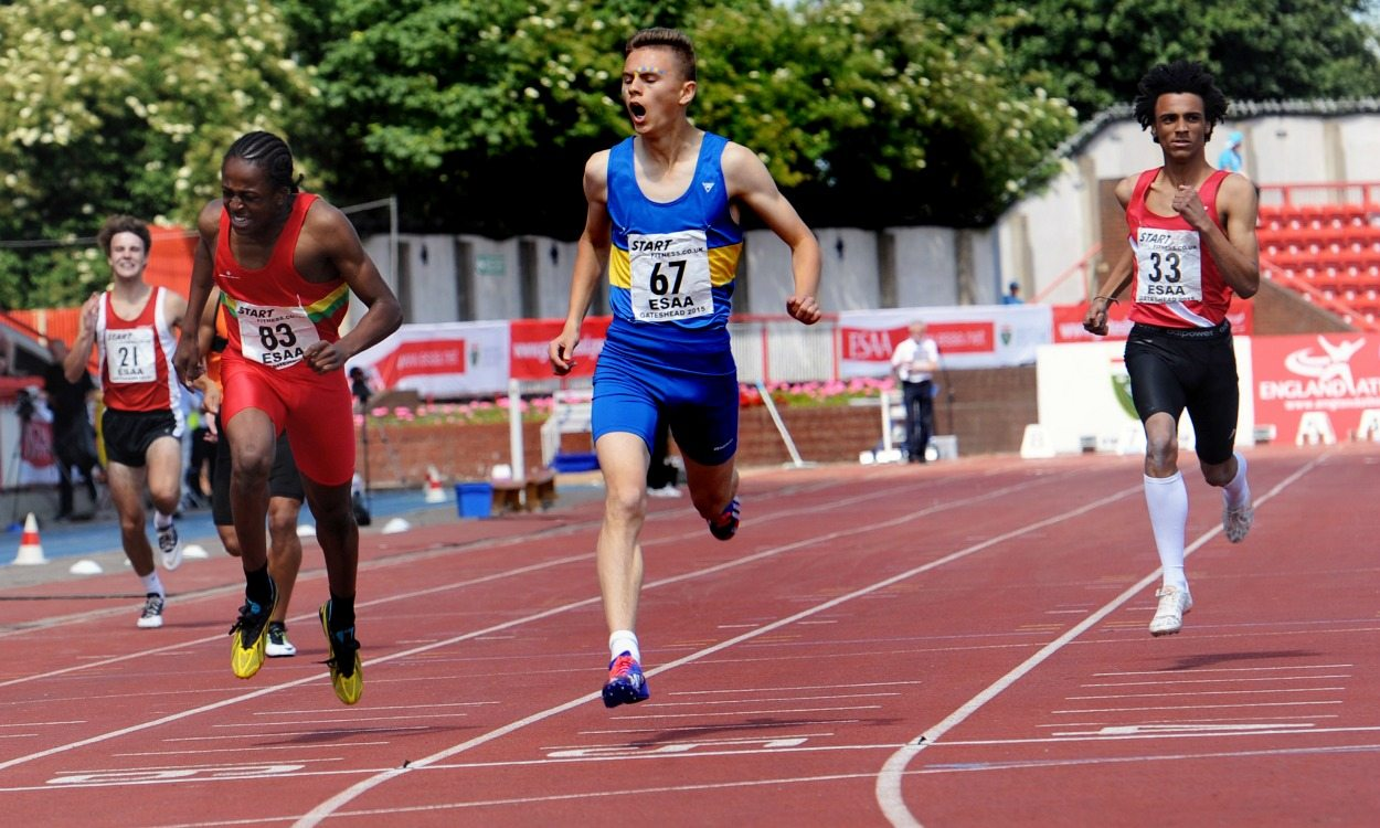 Class of 2016 set for English Schools Championships