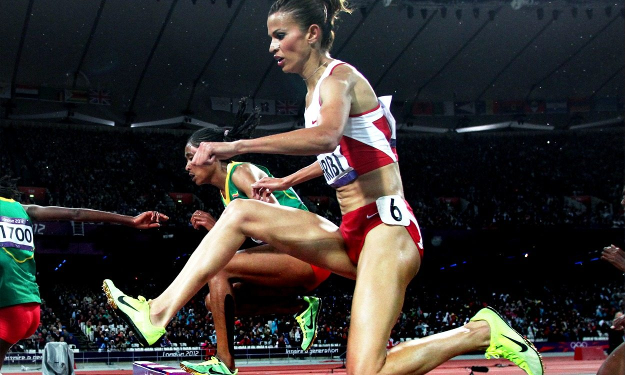 Olympic history: Women's 3000m steeplechase