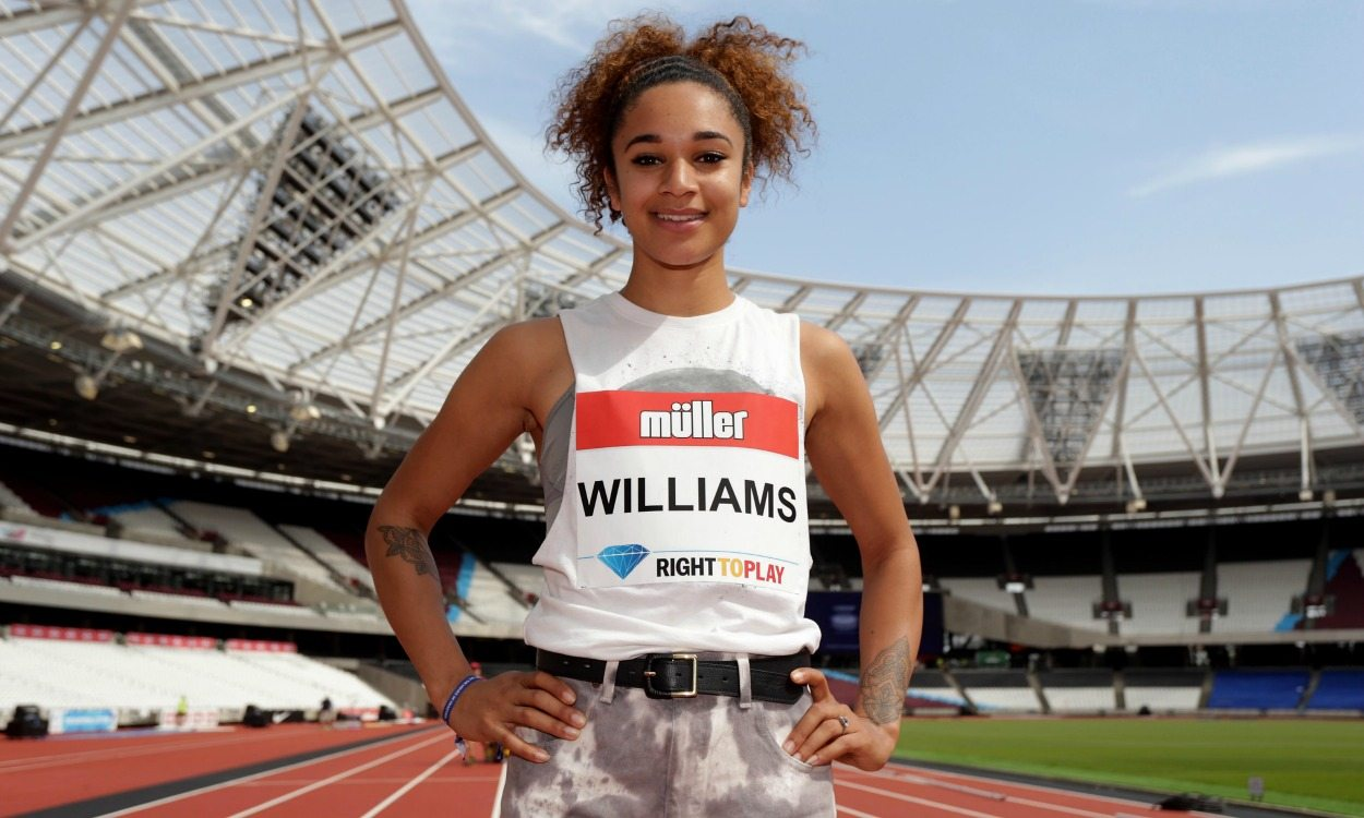 Jodie Williams admits it was Rio or bust for her athletics career