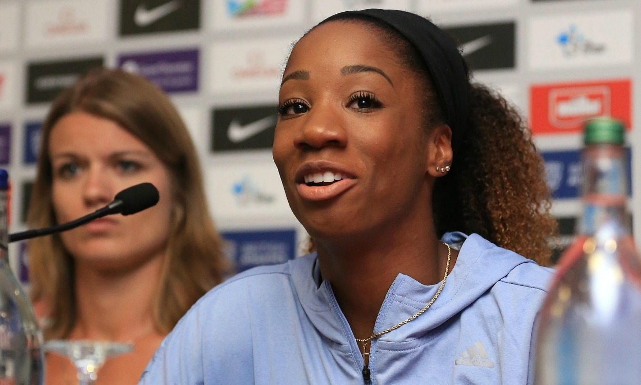 Kendra Harrison eyes world record after Olympic team disappointment