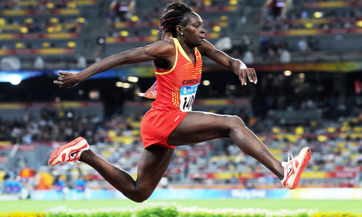 Olympic history: Women's triple jump