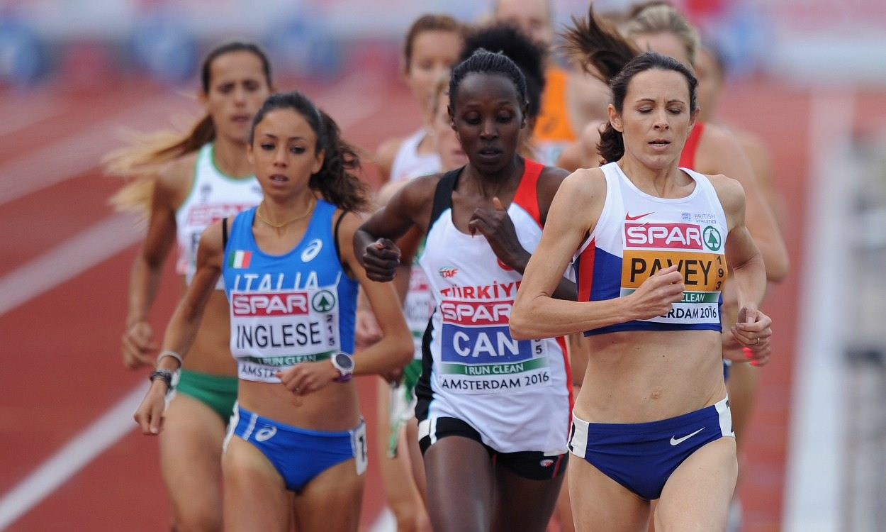 Yasemin Can wins European 10,000m title as Jo Pavey and Jess Andrews impress