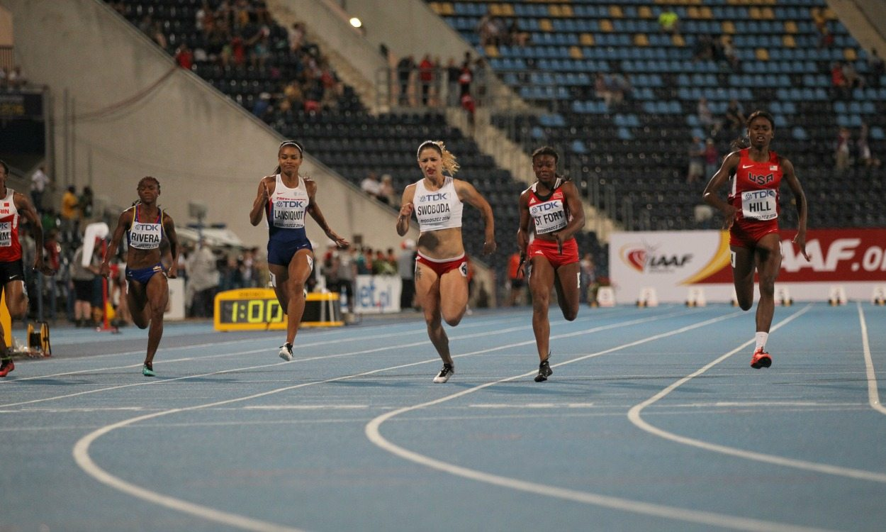 Candace Hill wins 100m title at World U20 Championships