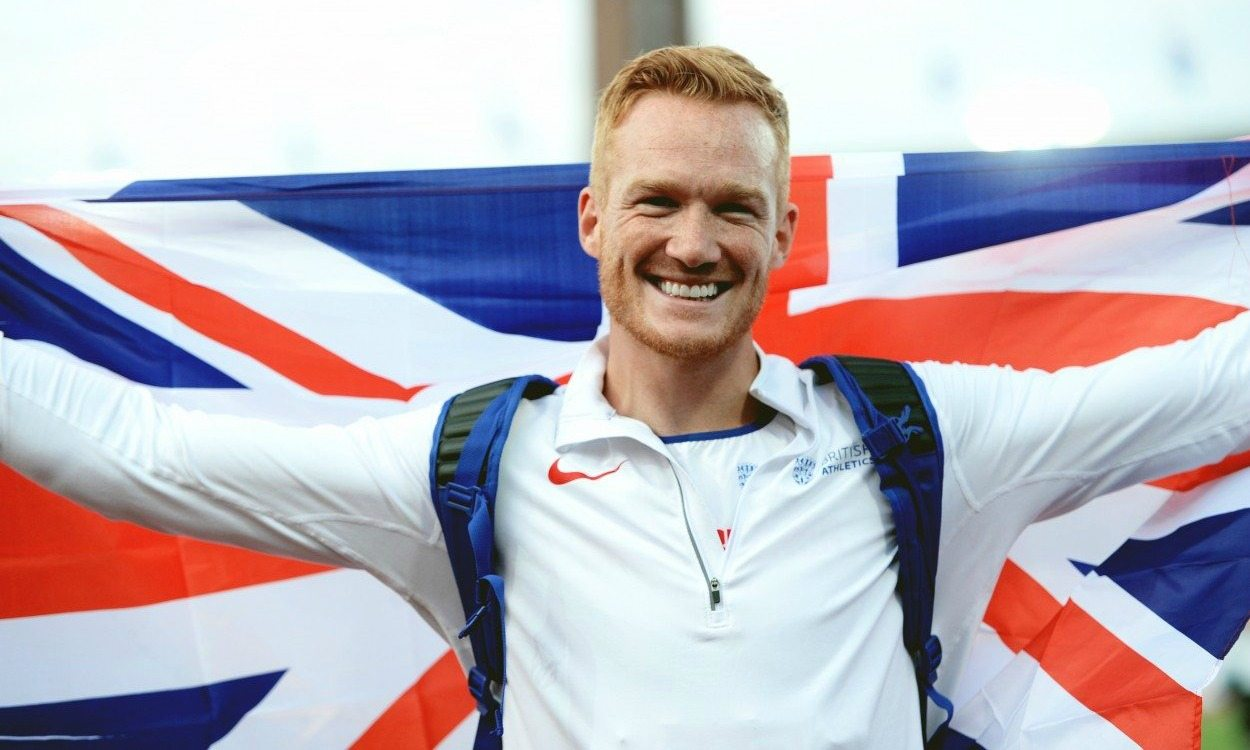 Golds for Dina Asher-Smith and Greg Rutherford at European Champs