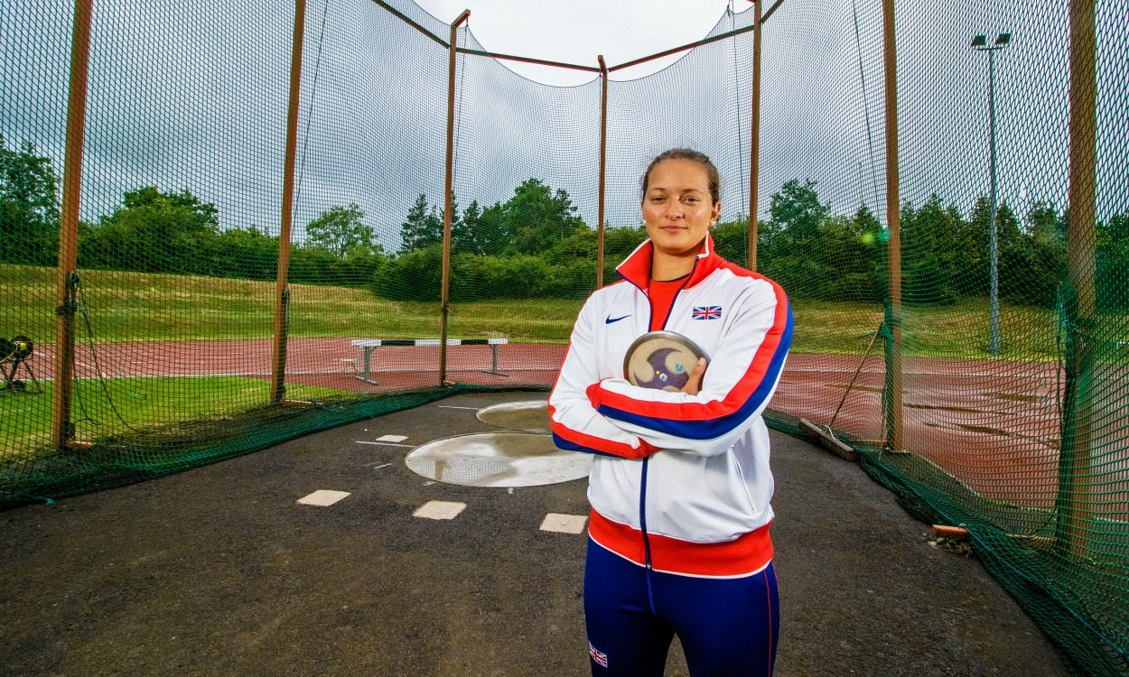 Jade Lally on bouncing back and her road to Rio