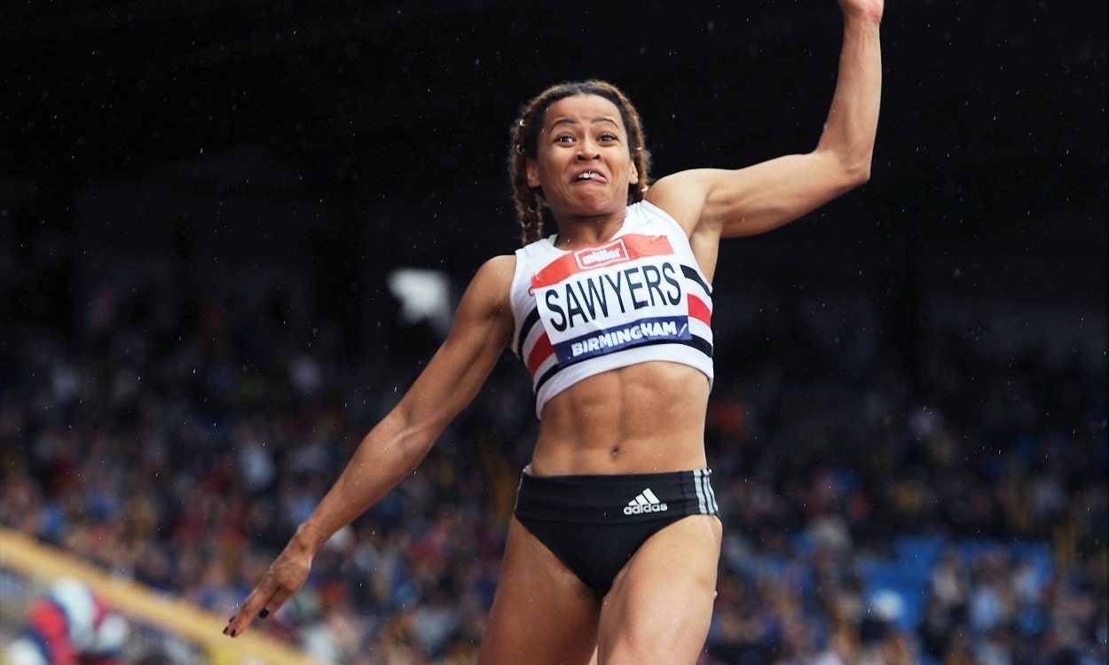 Jazmin Sawyers says consistency is now key