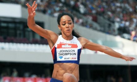 Katarina Johnson-Thompson announced for UK event triple