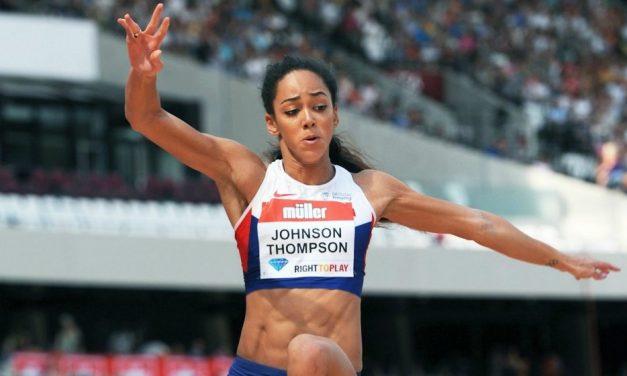 Anniversary Games showing puts to rest Katarina Johnson-Thompson's Beijing nightmare
