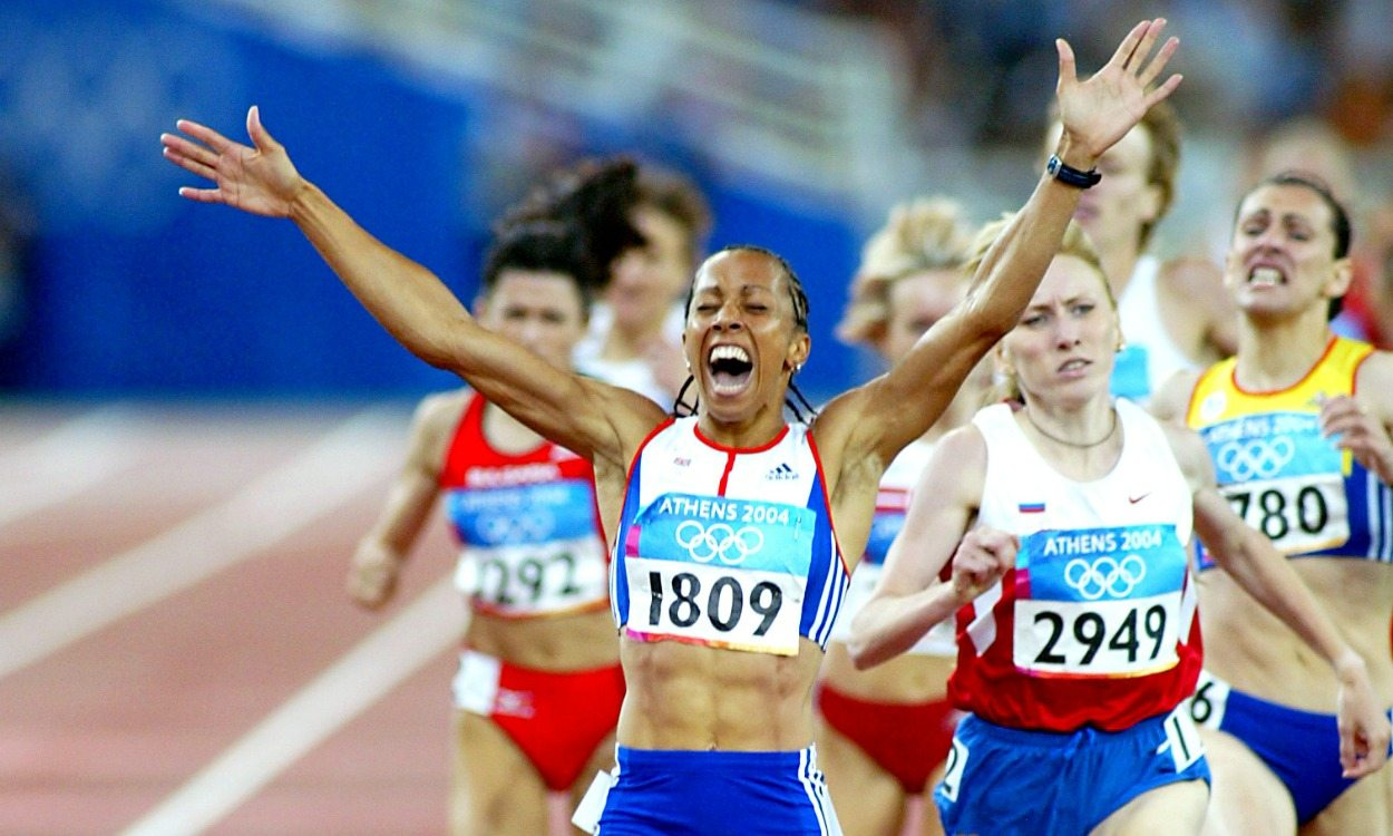Olympic history: Women's 1500m