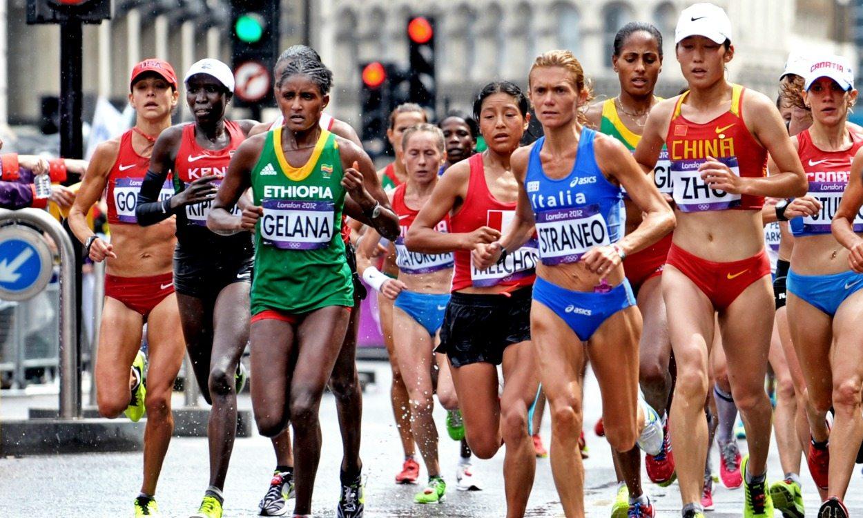 Olympic history: Women's marathon