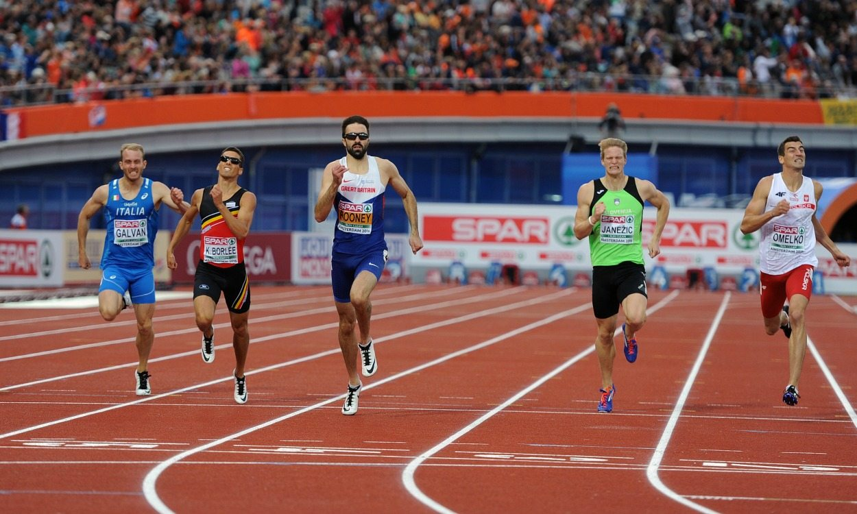 Martyn Rooney and Dafne Schippers retain European titles