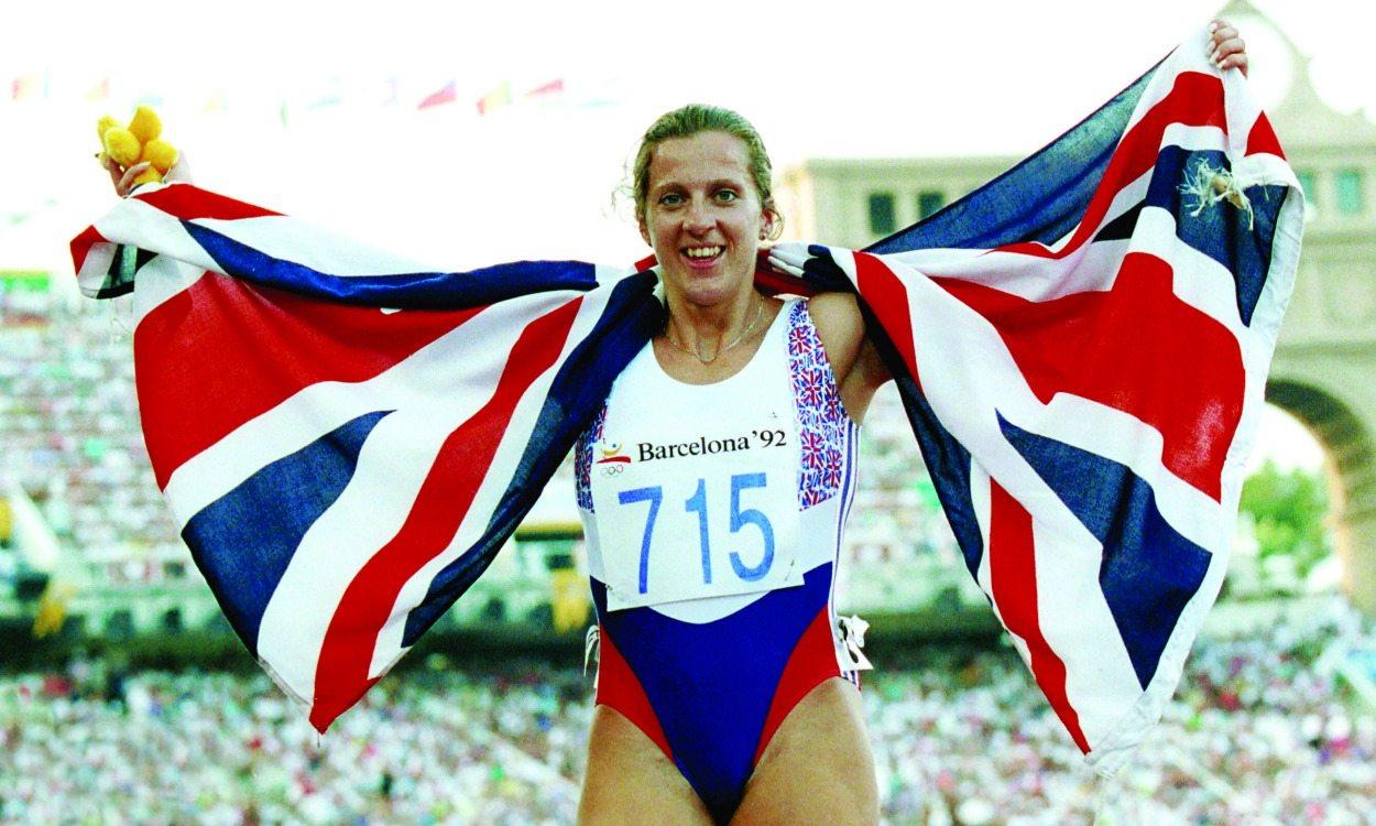 Olympic history: Women's 400m hurdles