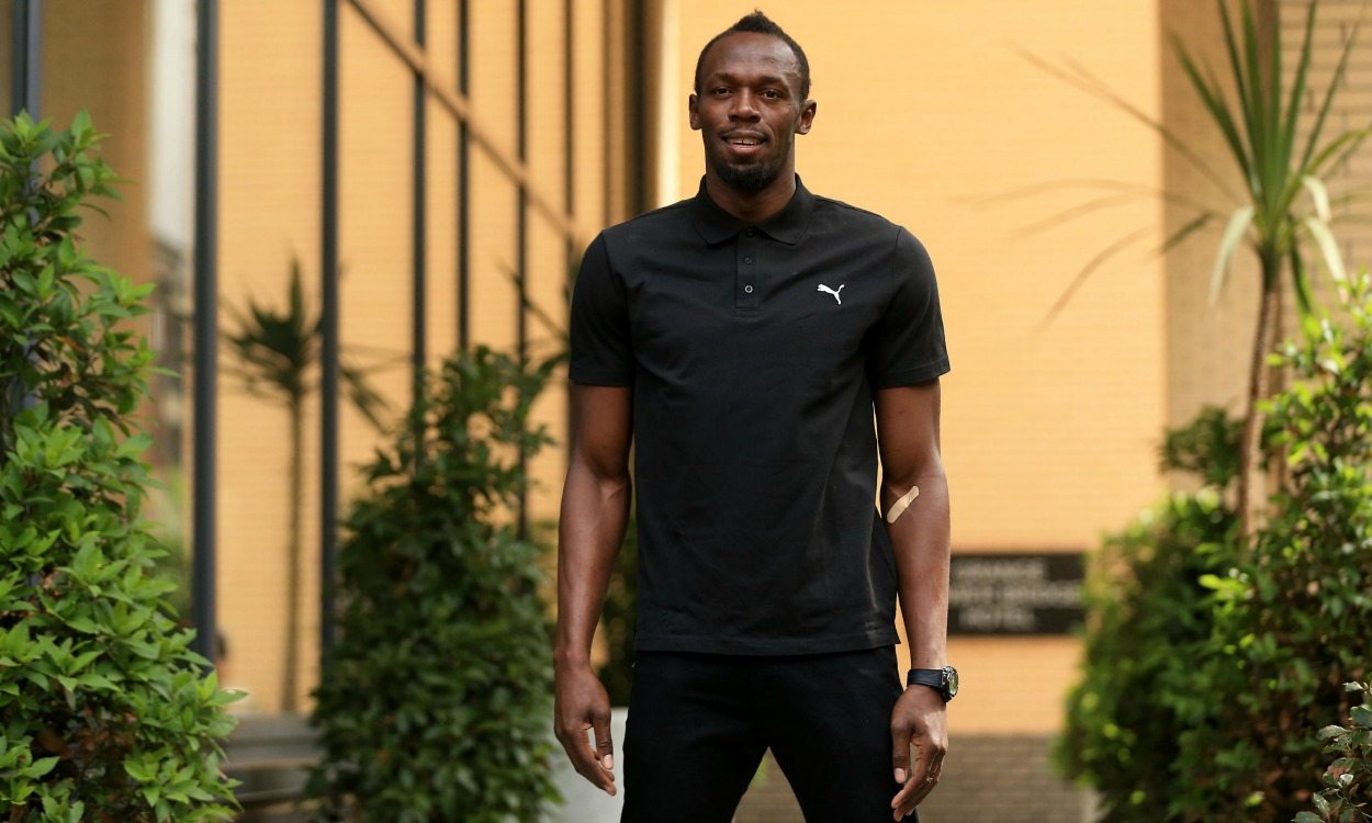 Usain Bolt feeling fit and ready for Rio