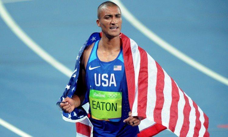 Ashton Eaton Rio 2016