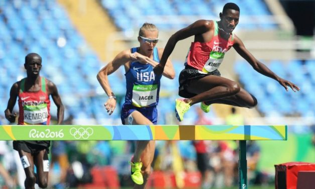 Conseslus Kipruto's Olympic title defence – a game of patience
