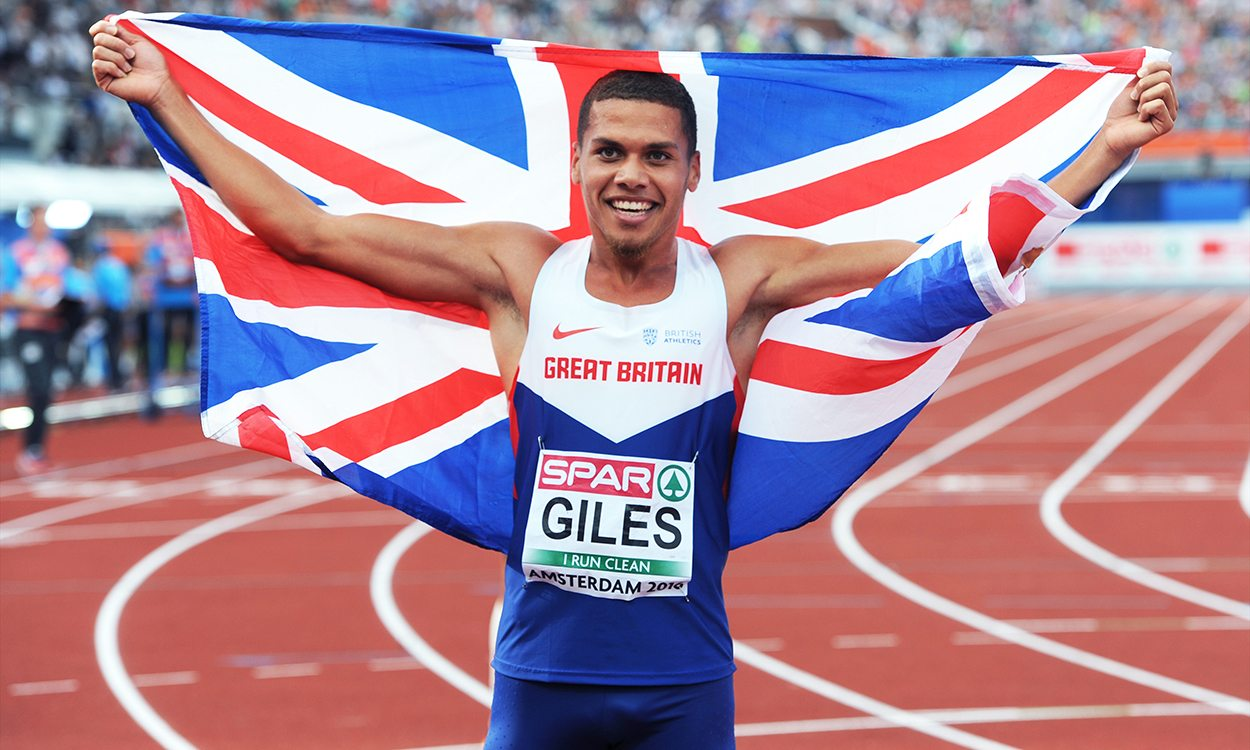 Elliot Giles: I want to be more than just an Olympian