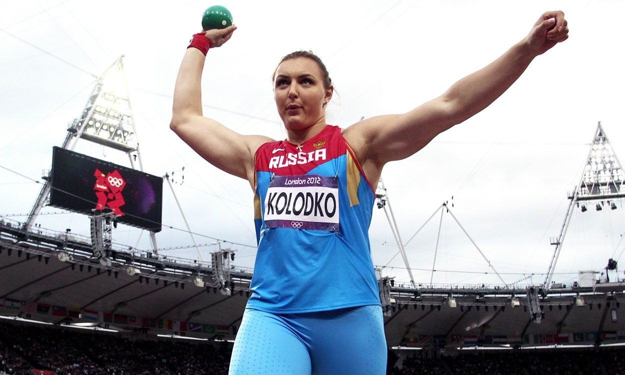 Evgeniia Kolodko stripped of London 2012 shot put silver