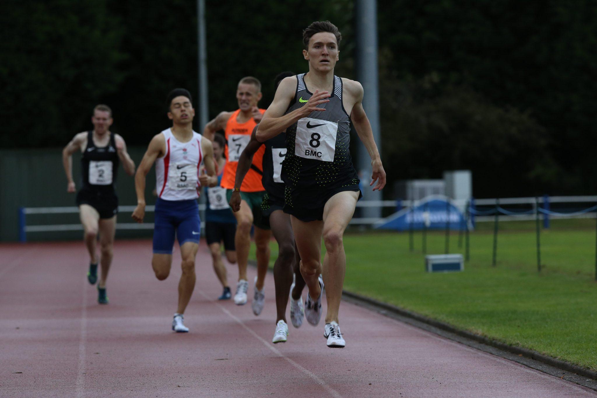Jake Wightman stars at 100th British Milers' Club meeting – weekly round-up