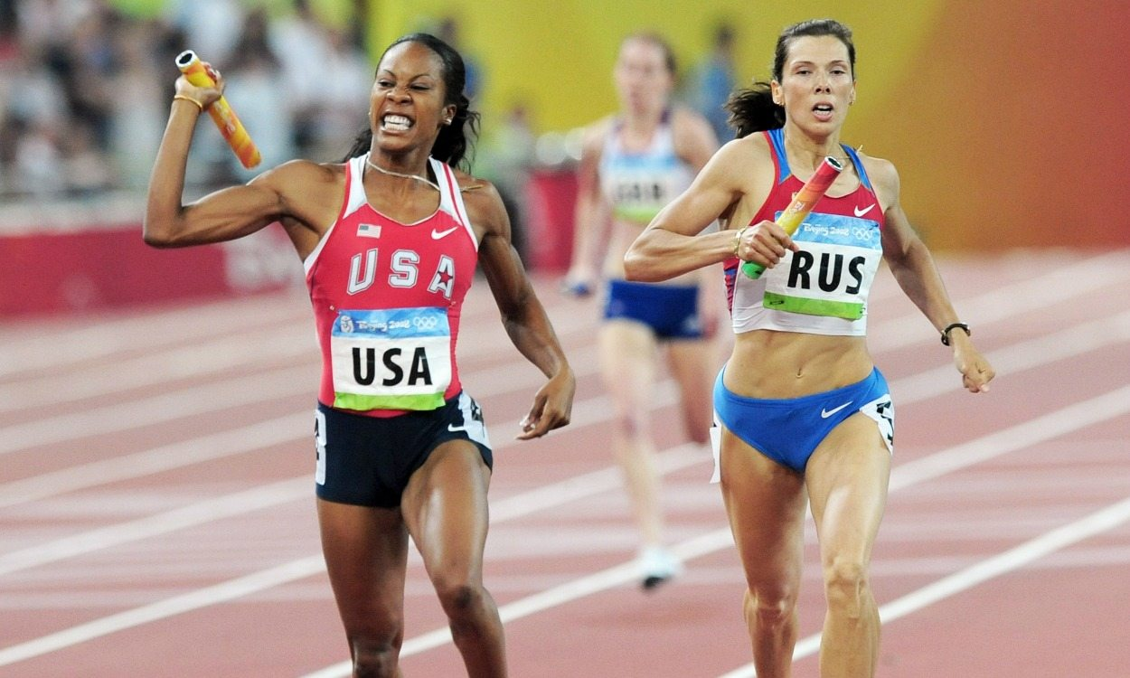 Russia stripped of 2008 Olympic 4x400m silver after positive doping retest