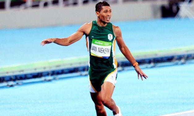 Wayde van Niekerk: I was in tears before the Olympic final