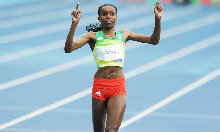 almaz ayana world record