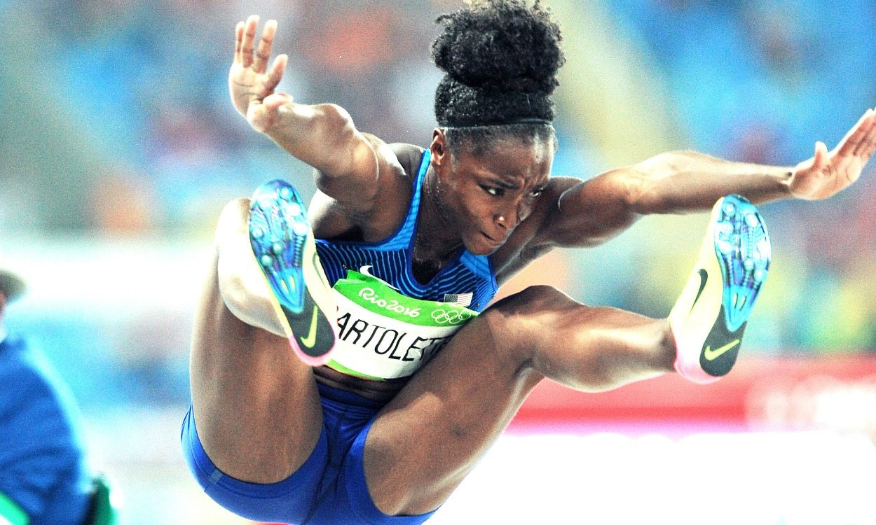 Leap year for Tianna Bartoletta