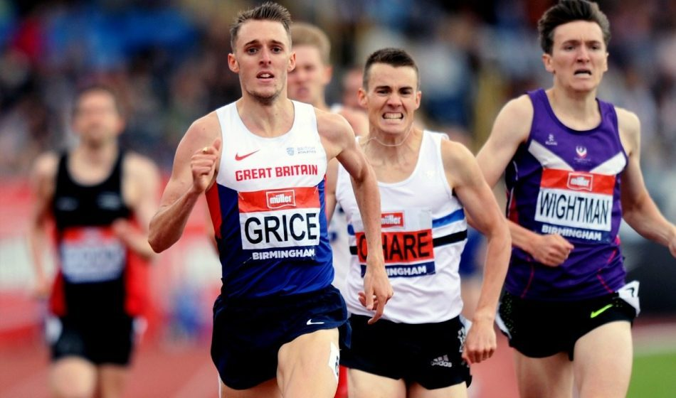 Müller British Athletics Championships: Head-to-heads