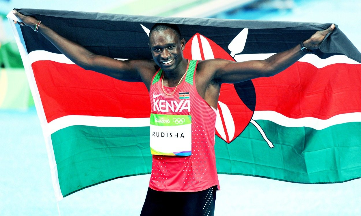 David Rudisha retains title and Shaunae Miller gets gold at Rio Olympics