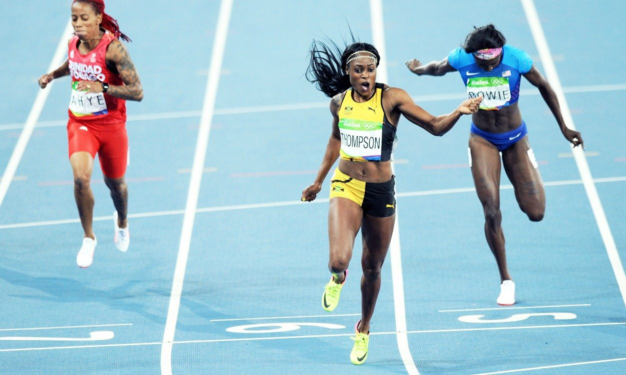 Elaine Thompson seals Olympic sprint double