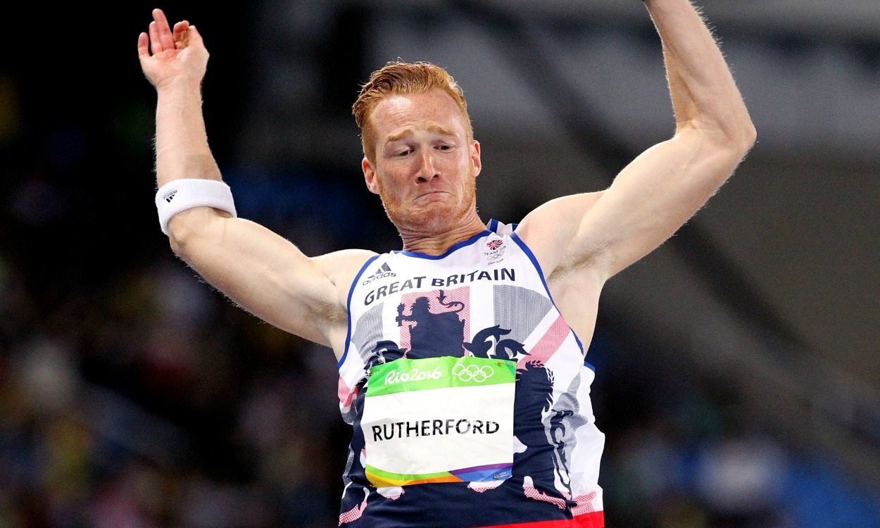 Experience is key for Greg Rutherford