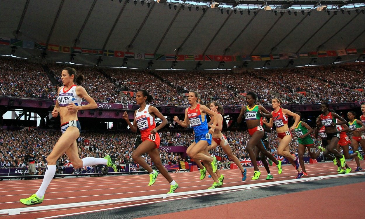Jo Pavey shares her Olympic Games experiences
