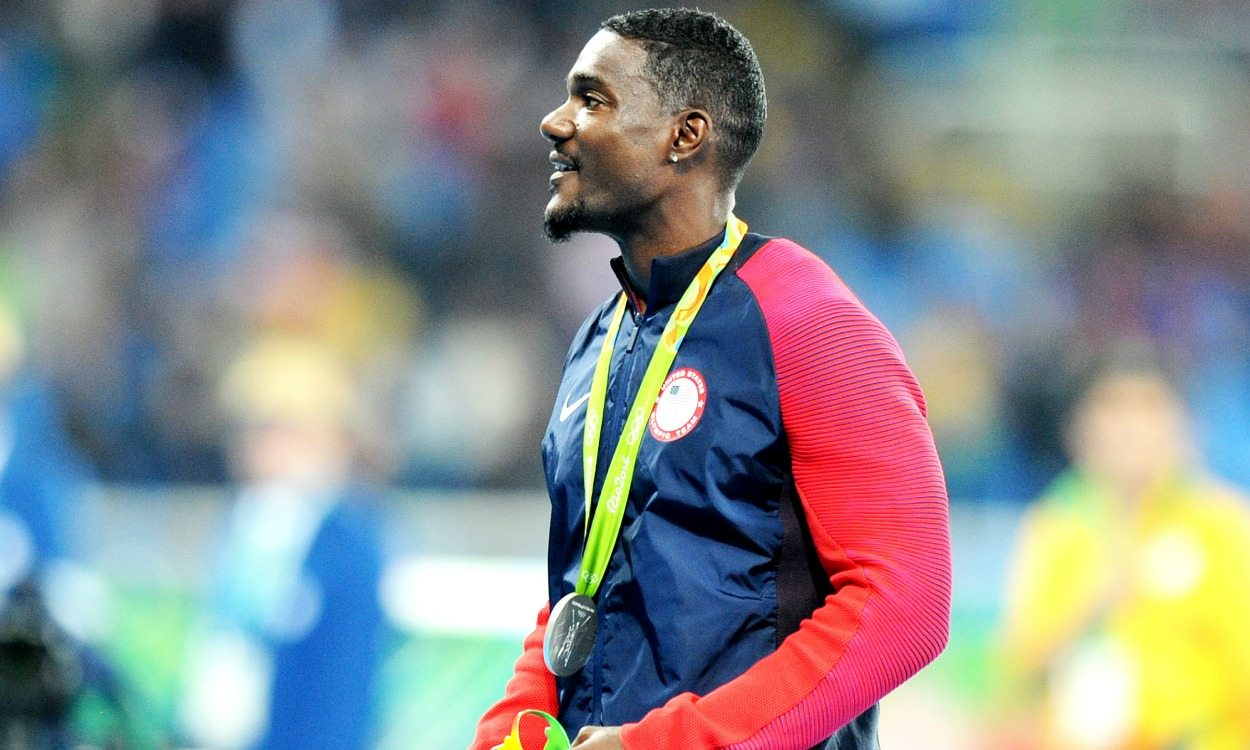 "Justin Gatlin: ""I'm hungry for next year"""