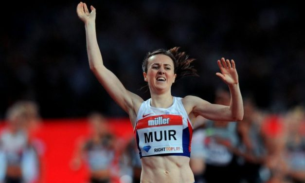 Injury taught me a lot about myself, says Laura Muir