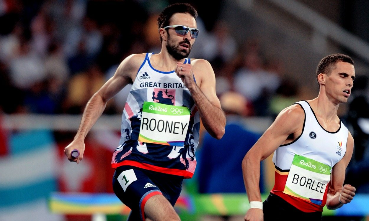 Martyn Rooney looks to London after Rio 4x400m DQ