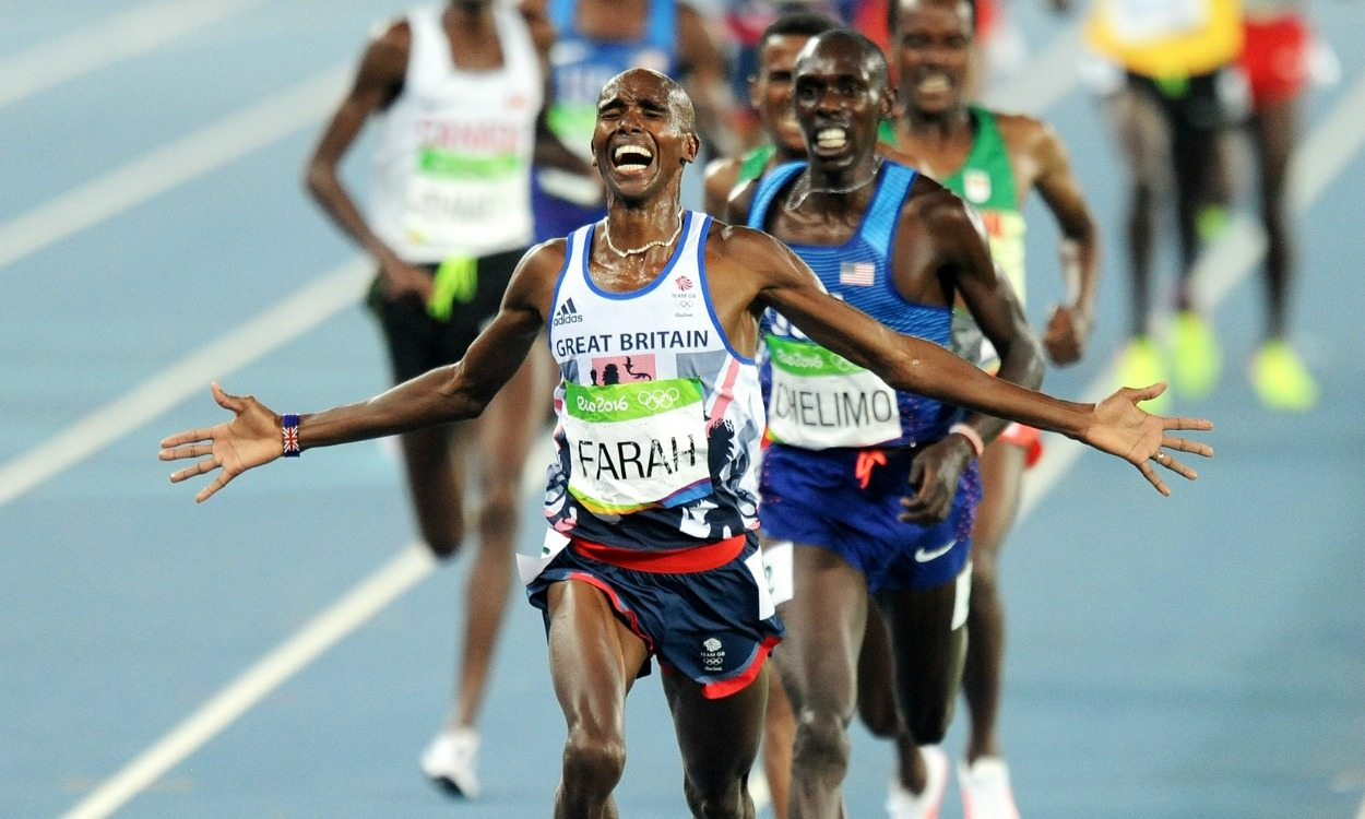 Mo Farah among finalists for IAAF World Athlete of the Year awards
