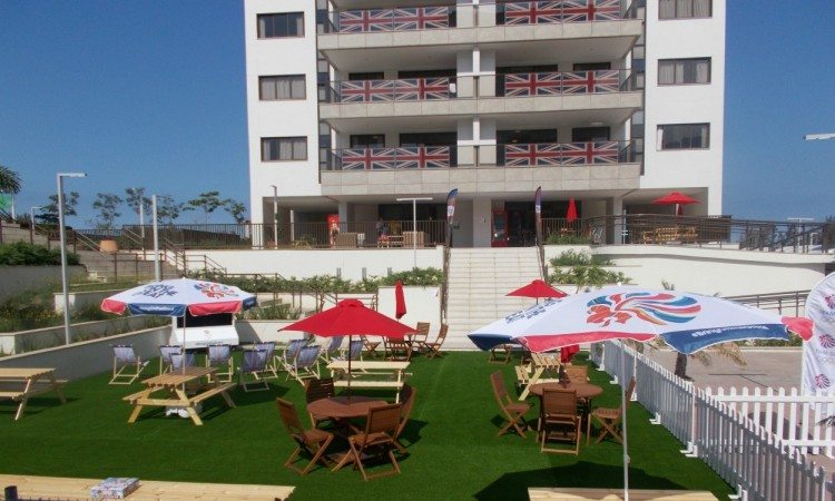 rio 2016 olympic village team gb