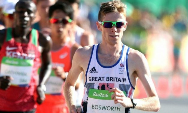 Race walker Tom Bosworth commits to future 50km and eyes British record