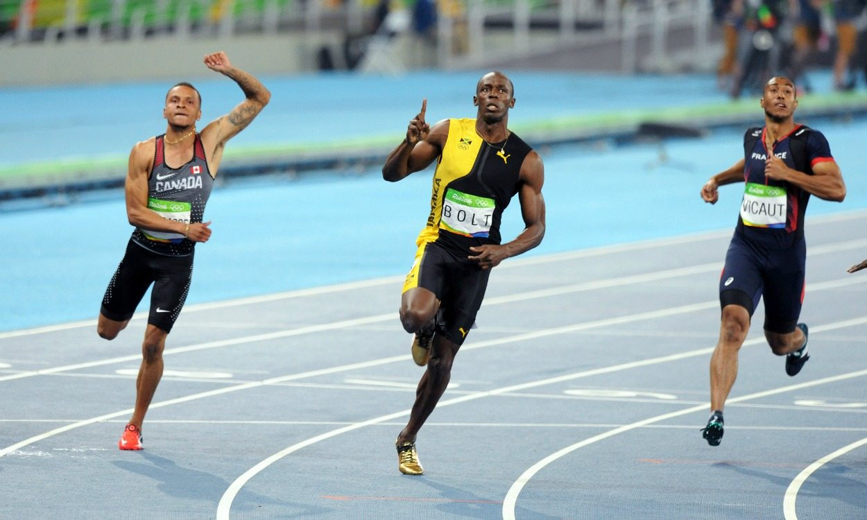 Usain Bolt and Kendra Harrison among World Athlete of the Year nominees