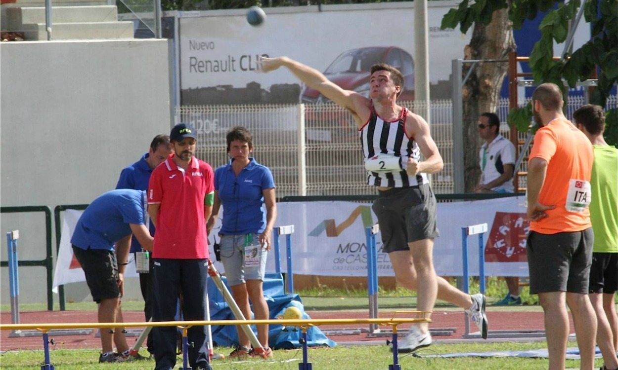 Shaftesbury Barnet win European Champion Clubs Cup Junior – weekly round-up
