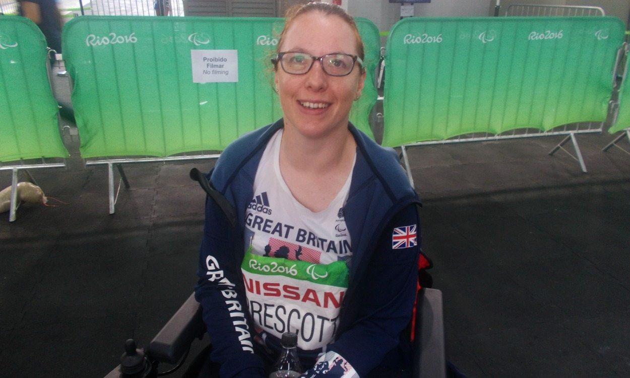 Gemma Prescott adds club throw bronze to Britain's Rio medal tally