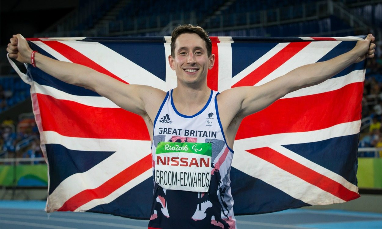 Britain's Jonathan Broom-Edwards secures high jump silver in Rio