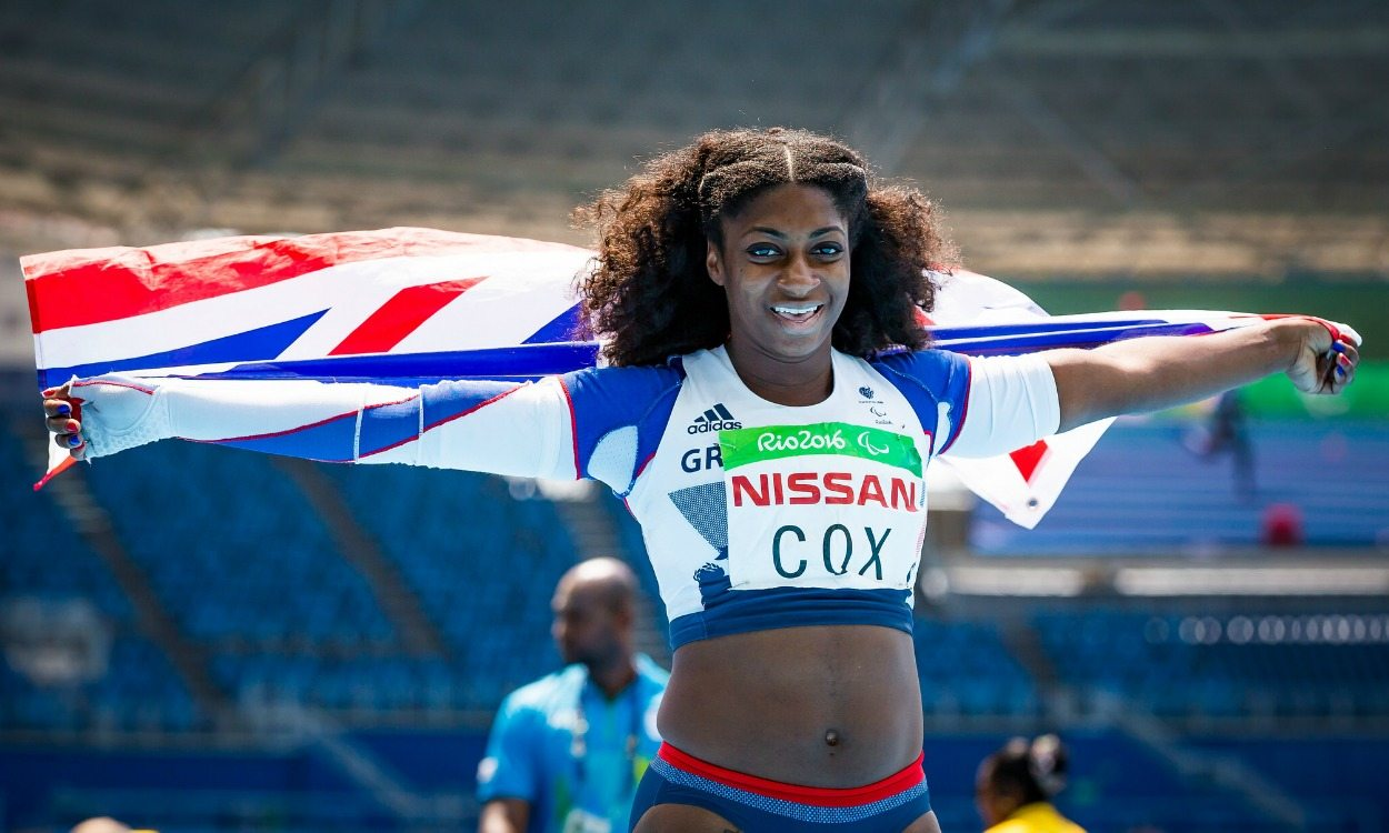 Kadeena Cox eyes London 2017 medal hat-trick