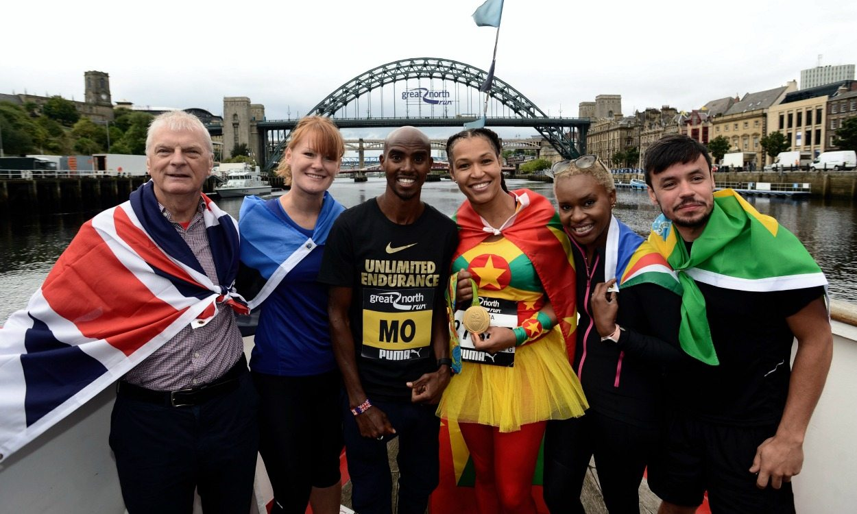 Great North Run goes global for 2016 edition