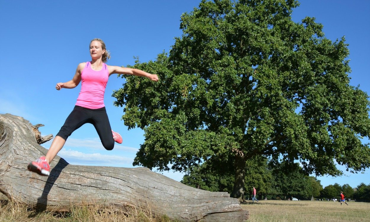 Running routes: Tamsin Trail, Richmond Park