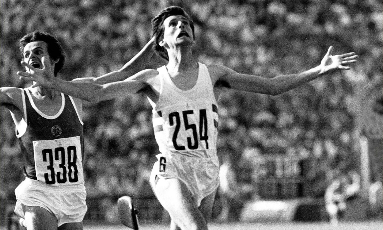 Savouring Seb Coe's golden years