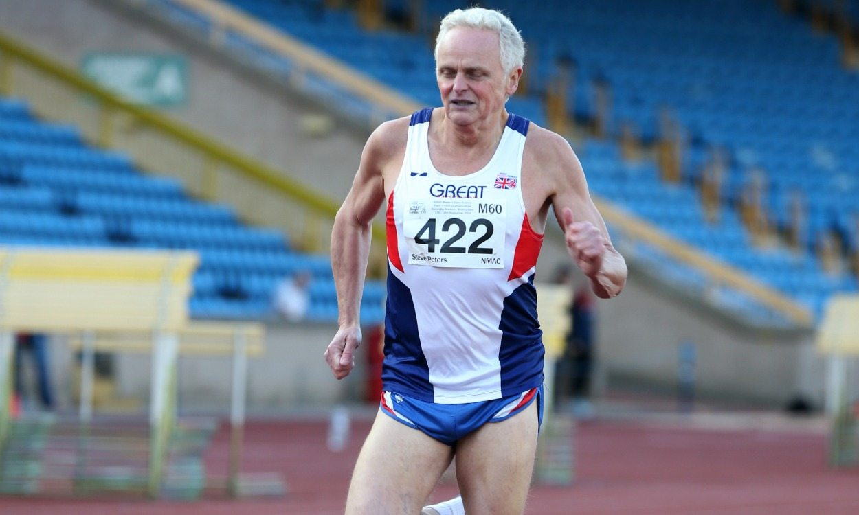 Steve Peters leads sprint gold rush at Euro Masters